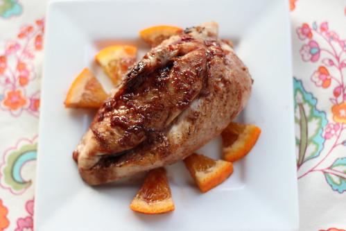 pomegranate chicken | Pomegranate-glazed chicken, gluten-fre ...