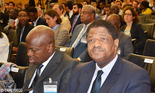 ECOWAS Commission President de Souza at the OECD
