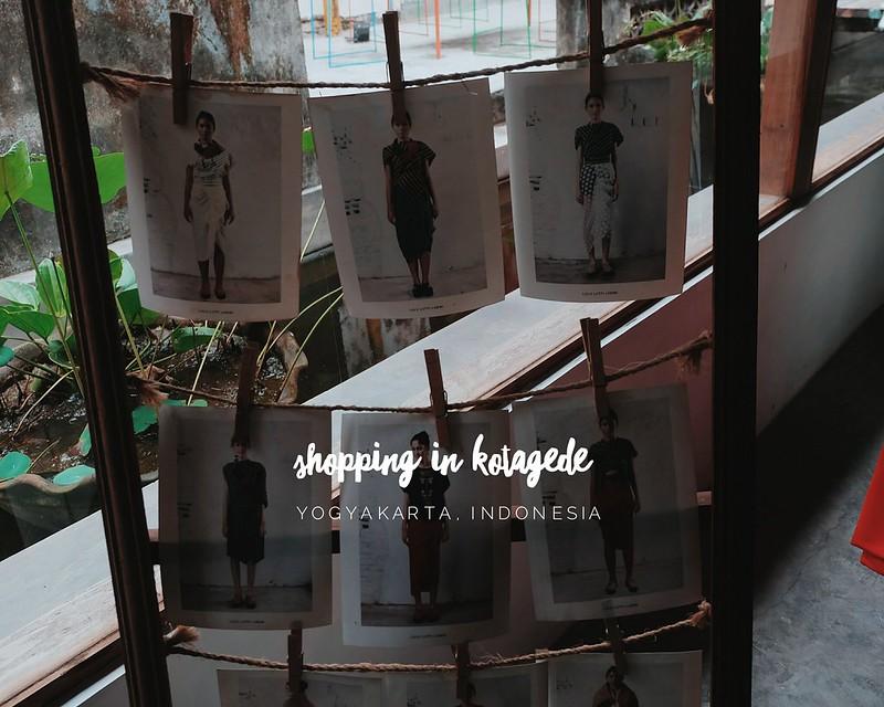 Shopping in Yogyakarta: Lulu Lutfi Labibi, Kotagede Silver and Batik Mirota