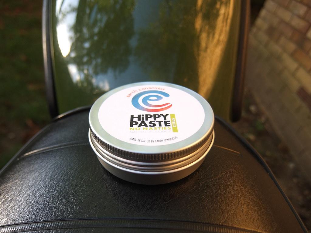 hippy paste deodorant