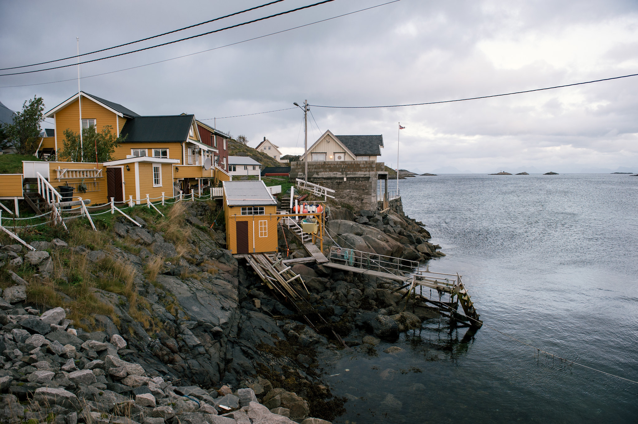 Coast cabin