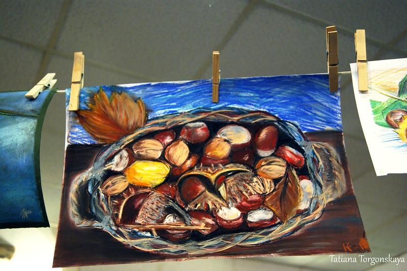 Рисунки с выставки