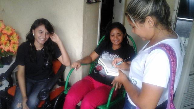 PalmasLab consultores interviews neighborhood residents