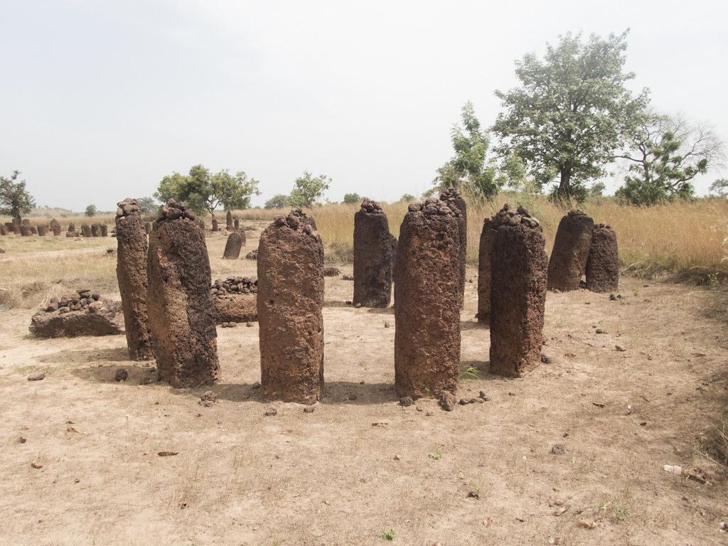 Stone Circles The Gambia 2016