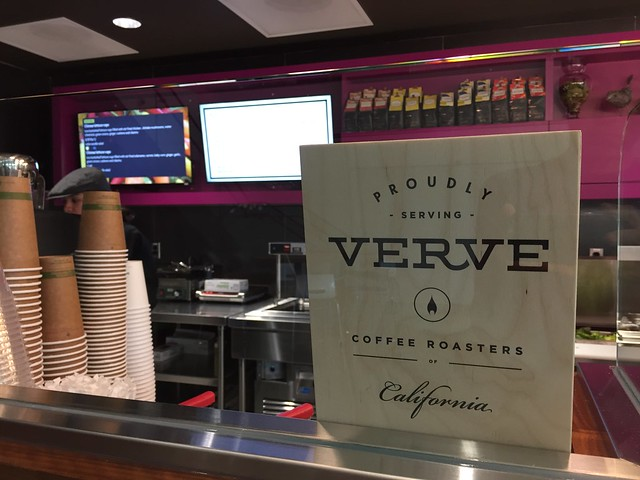 Verve at workplace