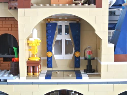 Lego Disney 71040 Disney Castle Review Brickset Lego Set Guide