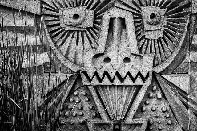 Seven Reliefs/Mosaics (William Mitchell)