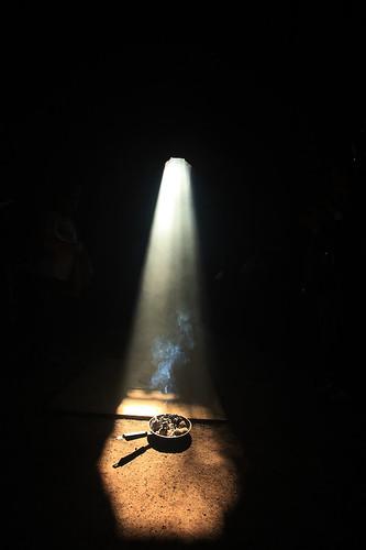 L'effetto della luce che entra