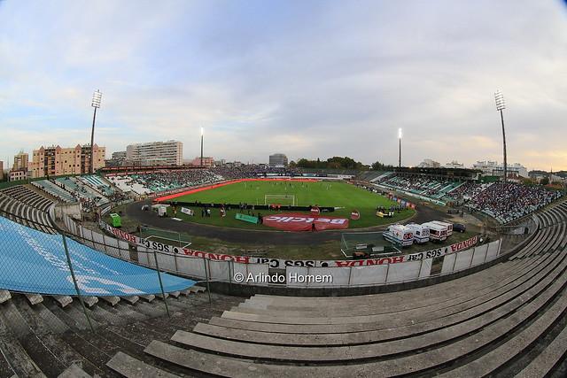 V. Setúbal - FC Porto, 0-0