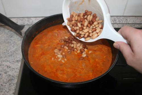 41 - Bohnen dazu geben / Add beans