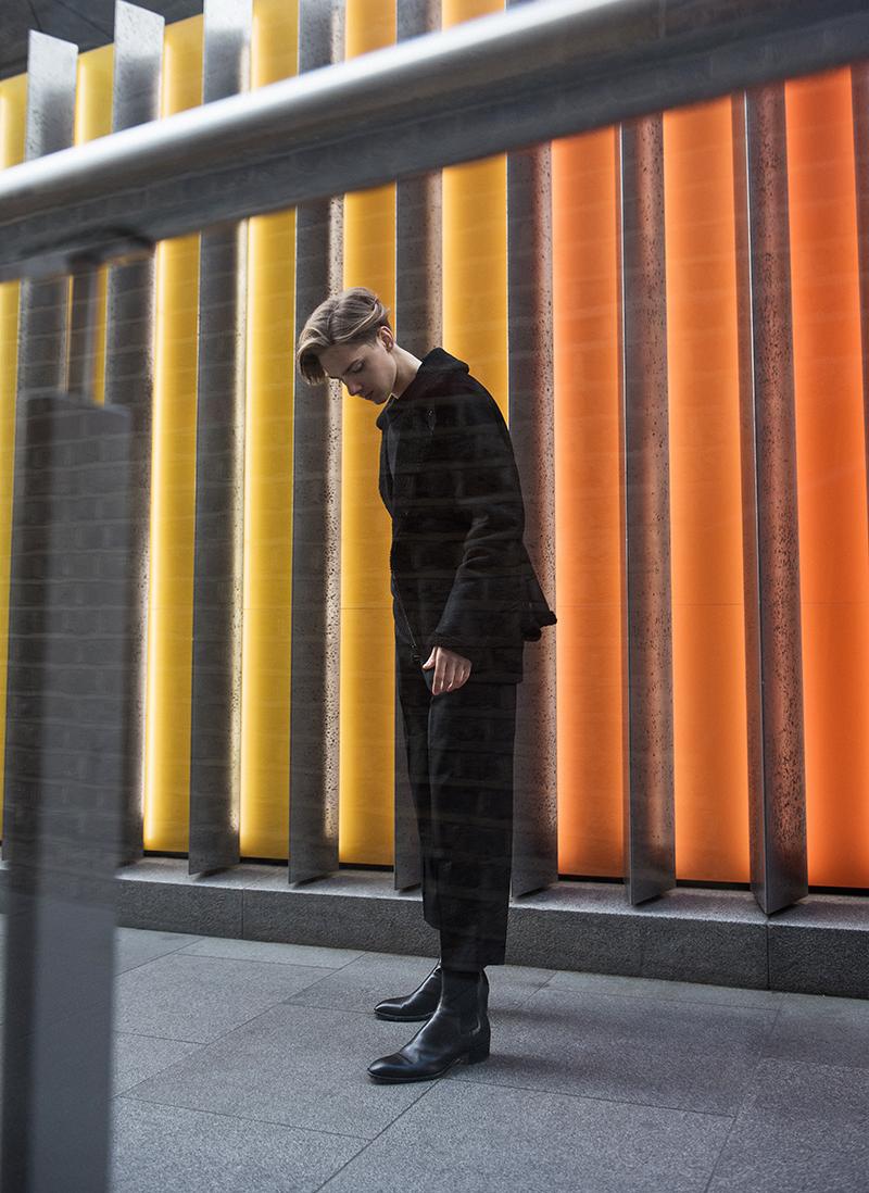 FashionBlogger_MikkoPuttonen_wearing_FilippaK_ShearlingJacket_MatthewMiller_YSL_SaintLaurent_london1_web