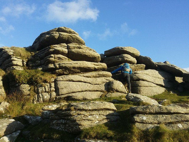 Middle Staple Tor