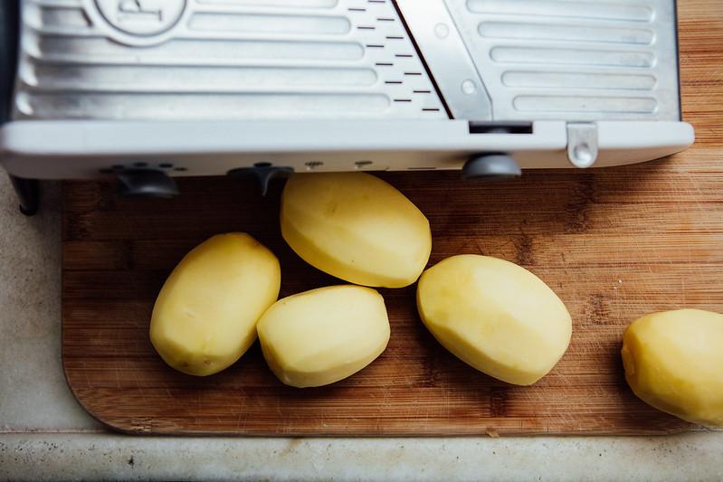 Gratin Crocante de Batata