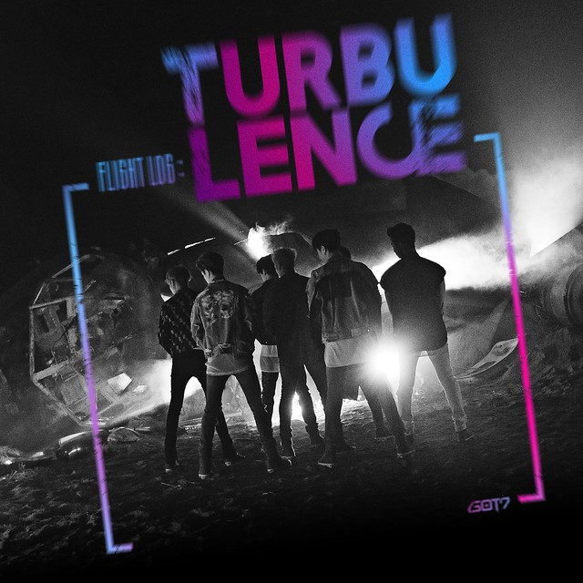 "GOT7 ""Flight Log TURBULENCE"" In Singapore 2016 ALbum"