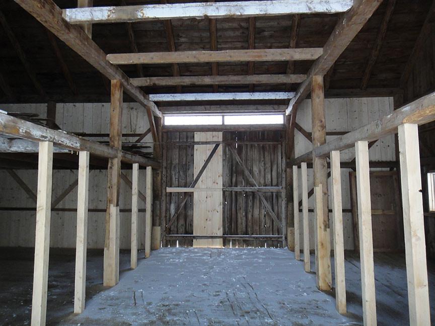 Jeffersonville Barn