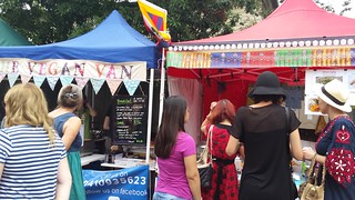 Brisbane Vegan Markets
