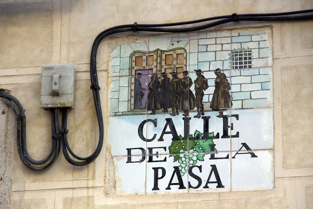 Dicho popular madrileño: