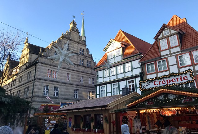 Hamelin Christmas market Germany  52