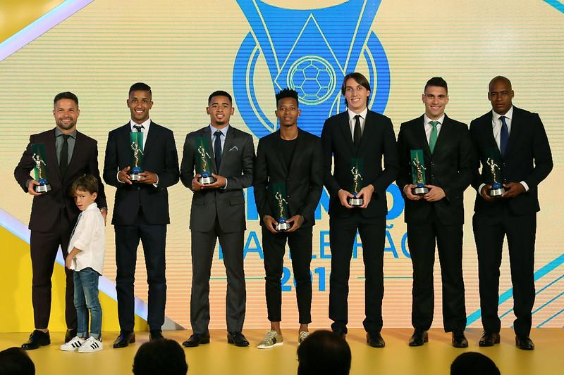 Prêmio Brasileirão 2016 - Ricardo Stuckert/CBF