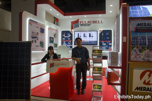 FulRubell Corporation Exhibit Booth