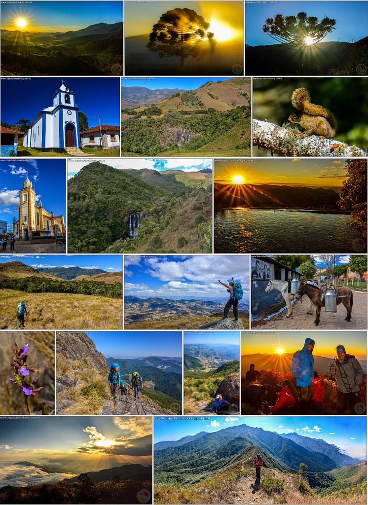 02 Travessia Transmantiqueira com o Clube Trekking Santa Maria RS