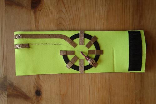 Analog Tilt Bracelet