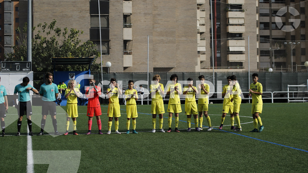 """Infantil. C.F. Torre Levante """"A"""" 2 - 2 Villarreal C.F. SAD """"A"""""""