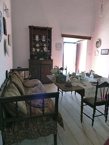 salon musée vénitien naxos