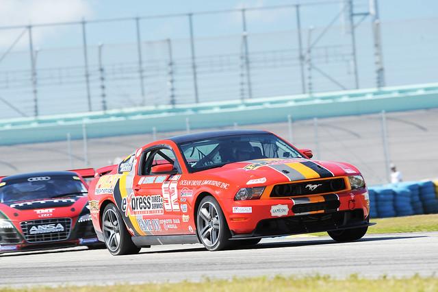Racing Car Graphics