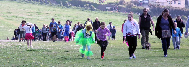 Walk the Wight 2016 by Keith Allso