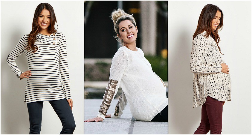 Think maternity clothes are a waste of money? Guess again! This pregnant mama tells you 6 myths about maternity clothes, why each one is false, and where to get cute, affordable maternity clothes!
