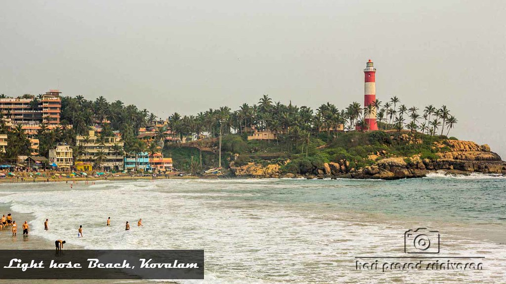 Light House Beach, Kovalam