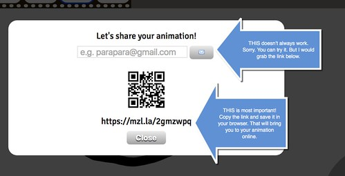 Using ParaPara Animation6