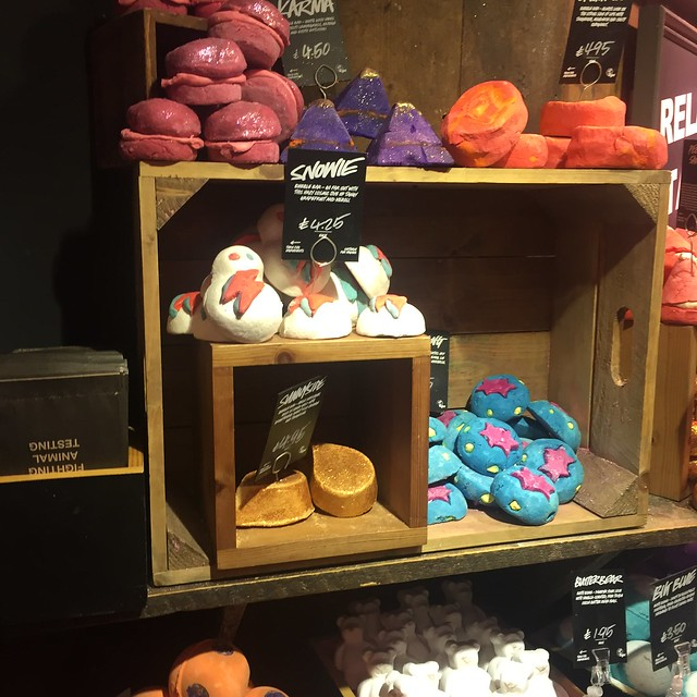 Lush Halloween and Christmas 2016