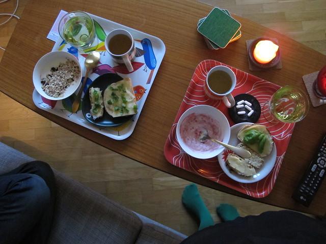 sunday, breakfast + fika with flingan, helsingborg