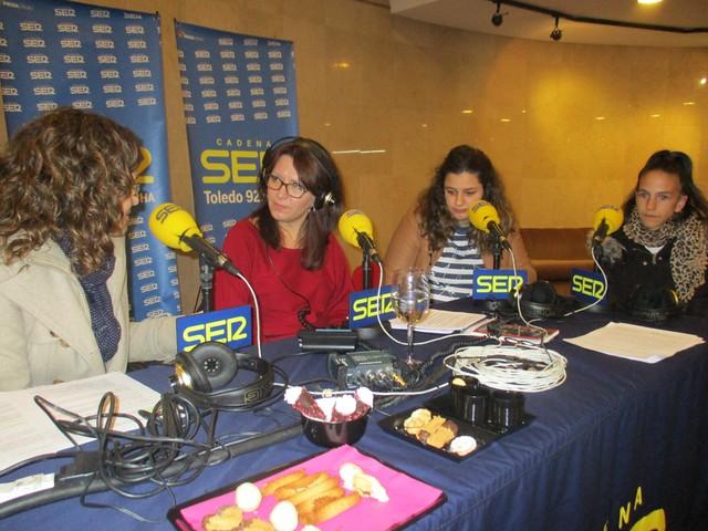 RTVE y SER se interesan por el Curso E+E (Noviembre de 2016)