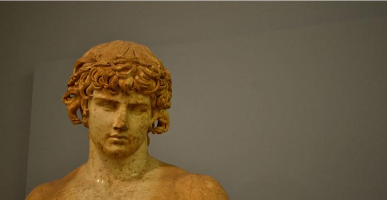 Antinoo de Delfos