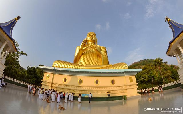 Rangiri Golden Temple  Dambulla