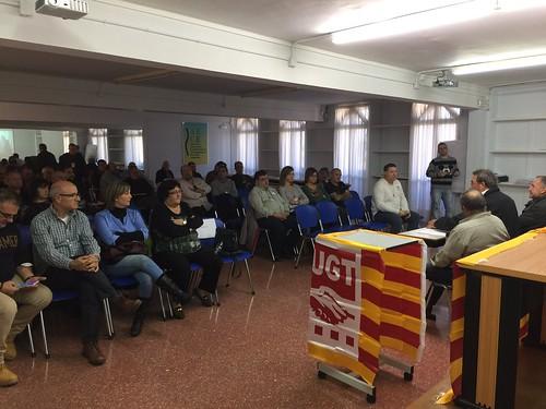 Congreso Constituyente de UGT-FICA TERRES DE L'EBRE