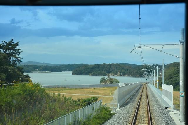 仙石線新ルート(東名-陸前大塚)