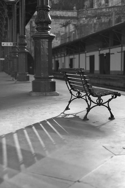 The Empty Platform