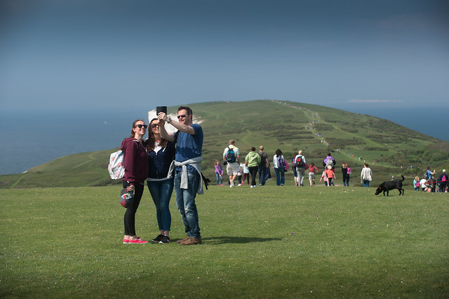Walk the Wight 2016 by Stephanie Mackrill