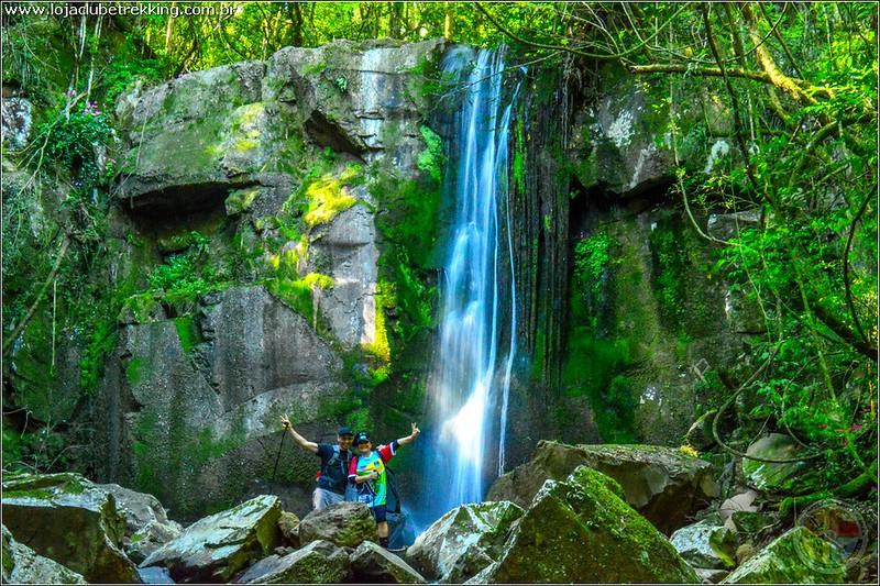 746ª Trilha duas cachoeiras da estrada Bela Vista - Itaara RS_19