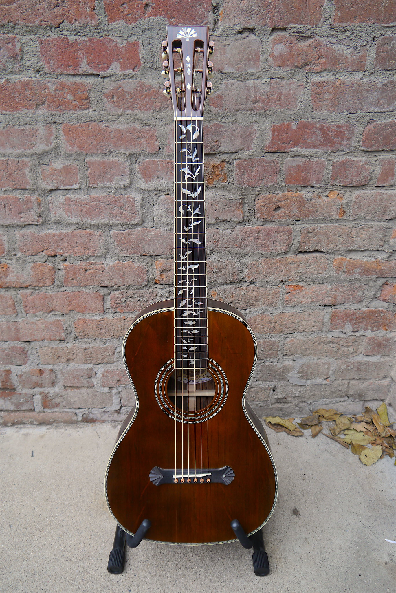 Sold Washburn Vintage Series Parlor R320swrk The Gear Page