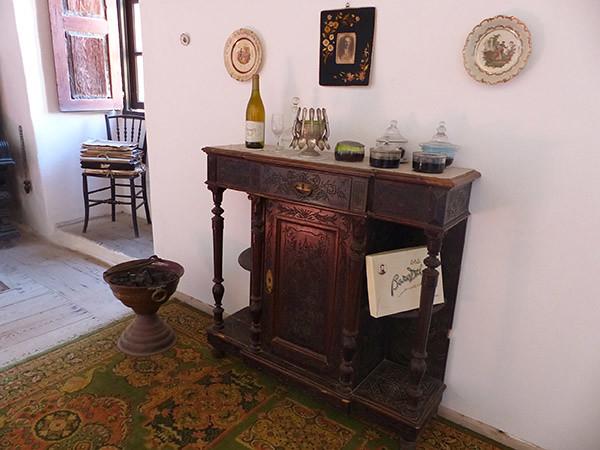 première salle musée Barozzi
