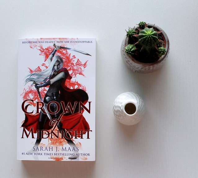 Crown of midnight – Sarah J. Maas