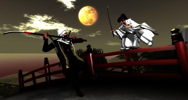 Benkei VS Ushiwakamaru