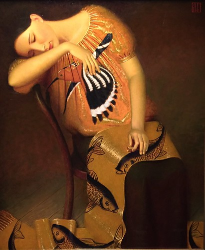 """Siesta"" by Andrey Remnev (2008)"