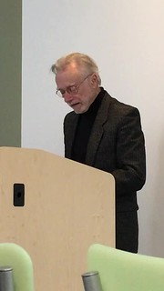 John Crowley reading