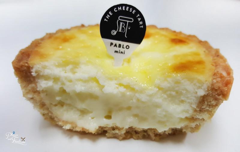 pablo mini tart texture